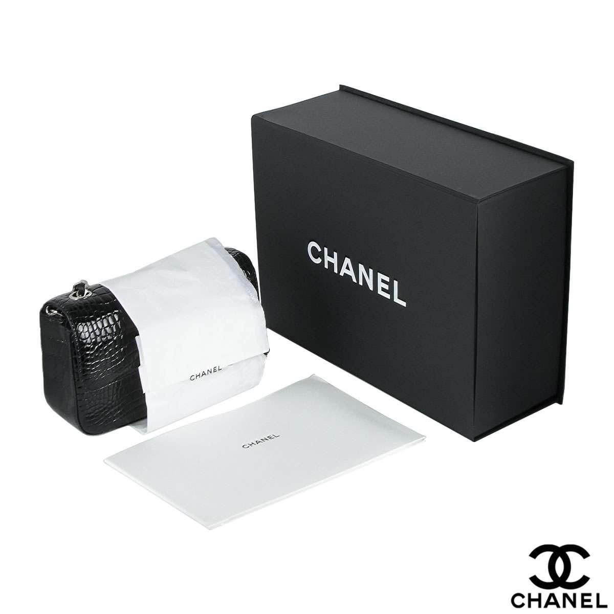 Chanel Alligator 2.55 Handbag
